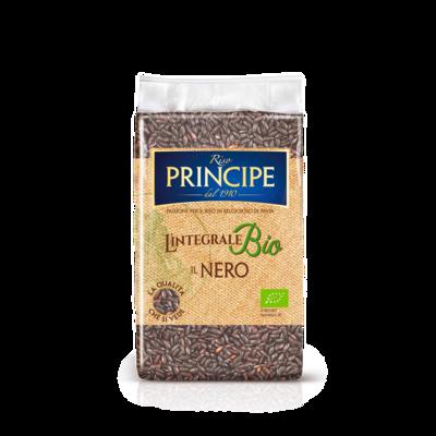 Черный рис Nero - Rice Principe ORGANIC