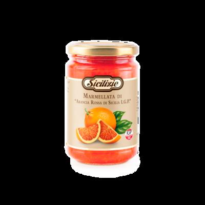 Джем из Сицилийского красного апельсина (конфитюр)