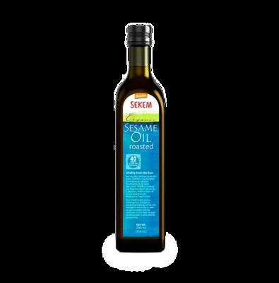 Кунжутное масло нерафинированное Sekem