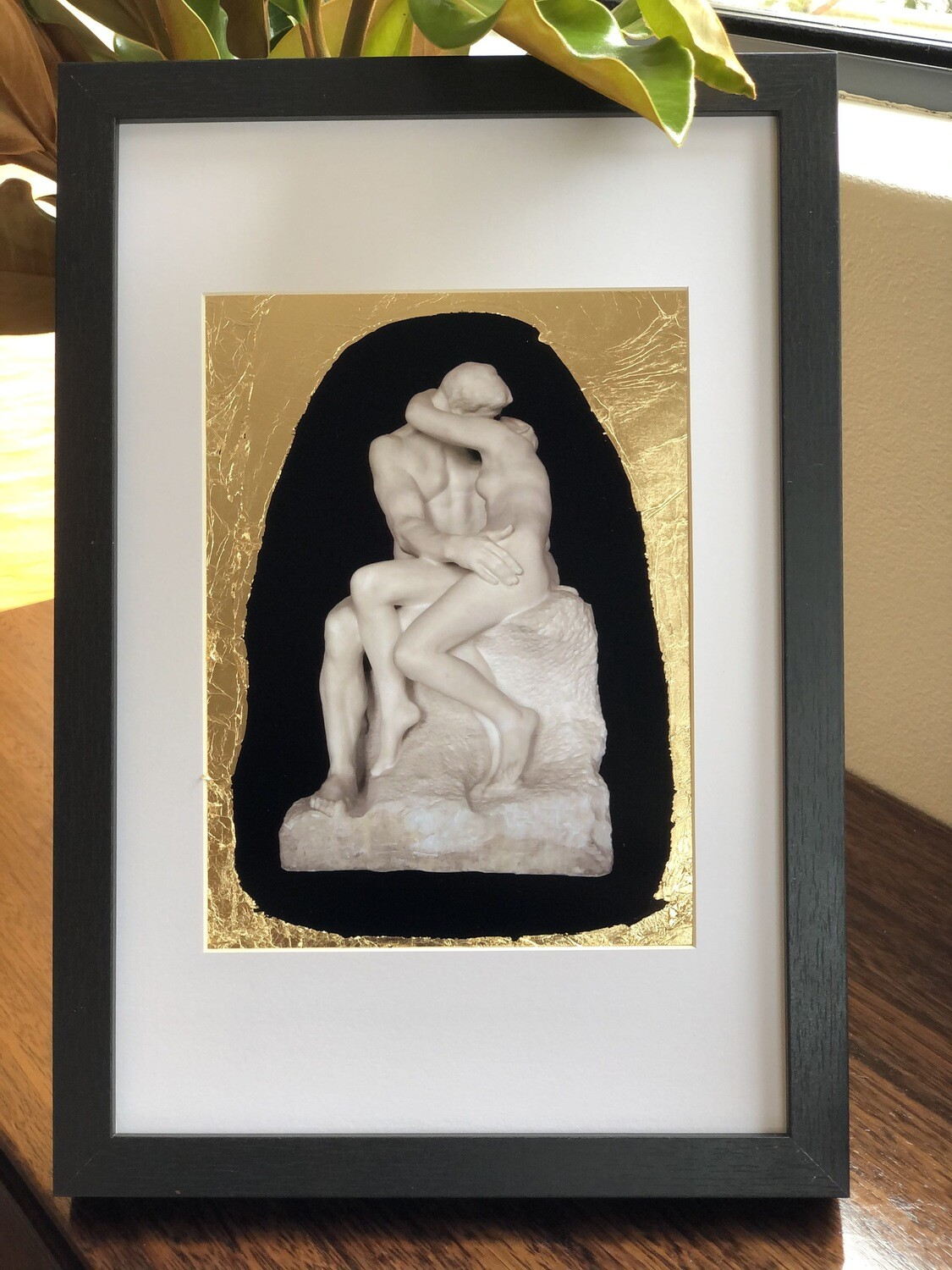 Lot 5 - The Kiss by Auguste Rodin