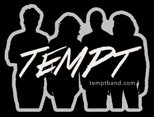 TEMPT Sticker