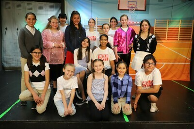 August 2 - Middle School Musical
