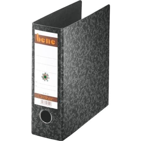 Ordner Pappe Bene A5 hoch 7,5cm breit