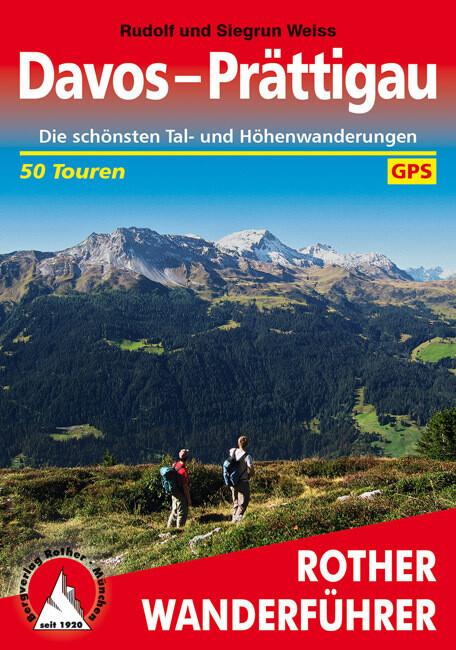 Rother Wanderführer Davos Prättigau
