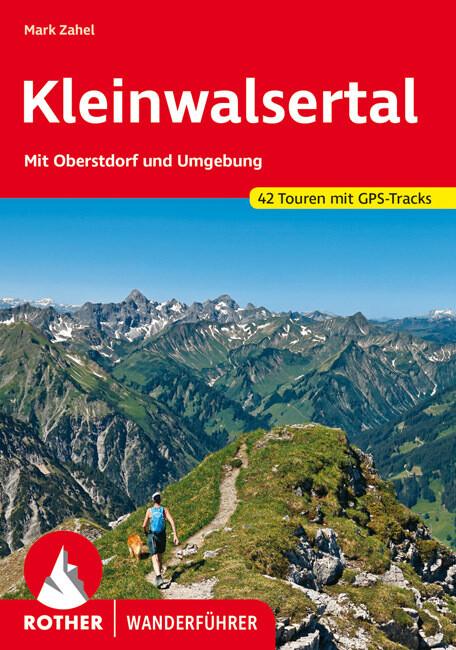 Rother Wanderführer Kleinwalsertal