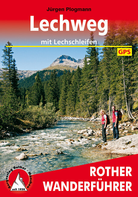 Rother Wanderführer Lechweg