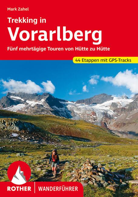 Rother Trekking in Vorarlberg