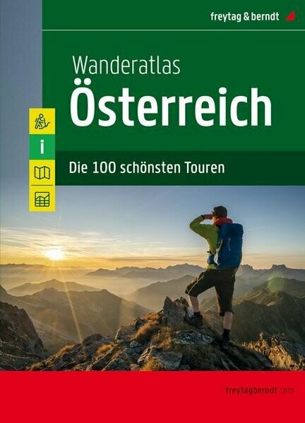 Freytag & Berndt Wanderatlas Österreich