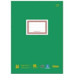 Heftschoner Papier A4 hoch Ursus