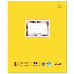 Heftschoner Papier Quart Ursus