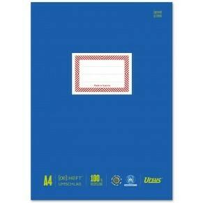Heftschoner Papier A5 hoch Ursus