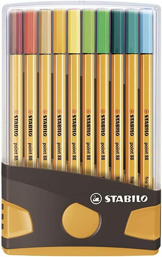 Fineliner Sabilo Point 8820 20er Box