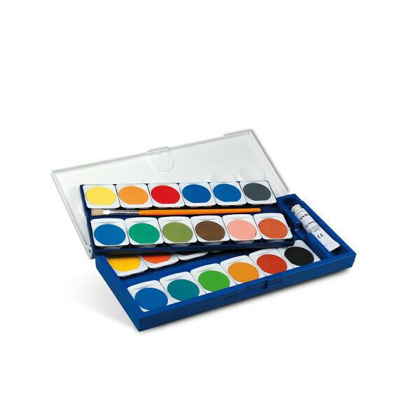 Deckfarben Lyra 24er Kunststoffkasten