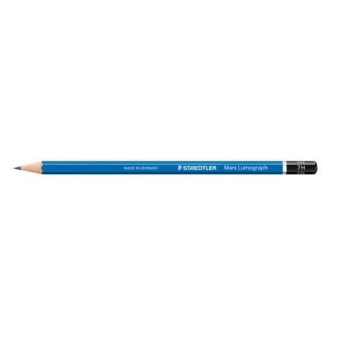 Bleistift Staedtler Lumograph Technik- Zeichenbleistift