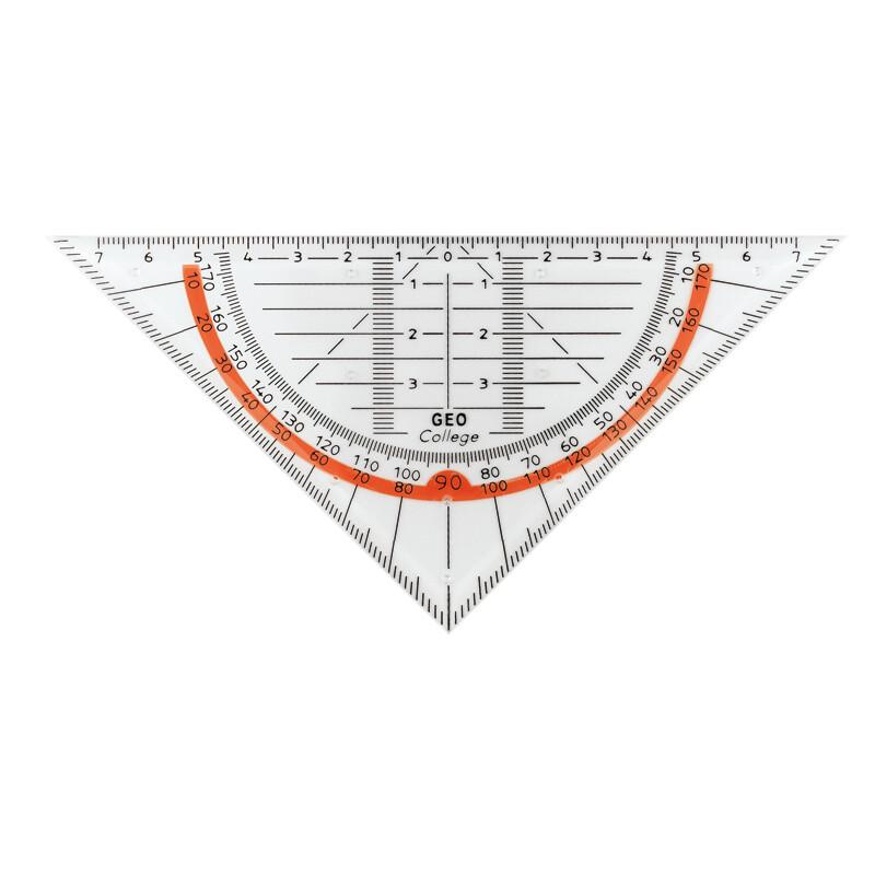 Geo Dreieck Aristo 16cm