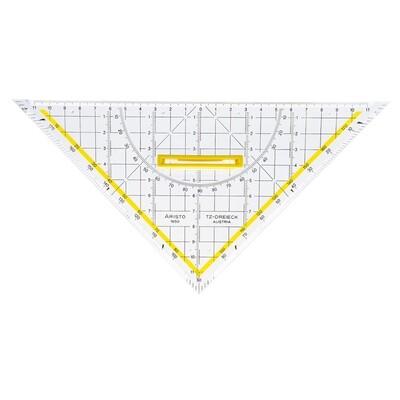 TZ-Dreieck Aristo 25cm m.abnehmbaren Griff