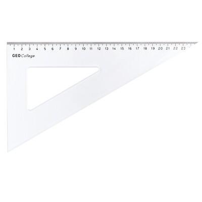 Ziechendreieck Aristo ungleichschenkelig 60° 25cm