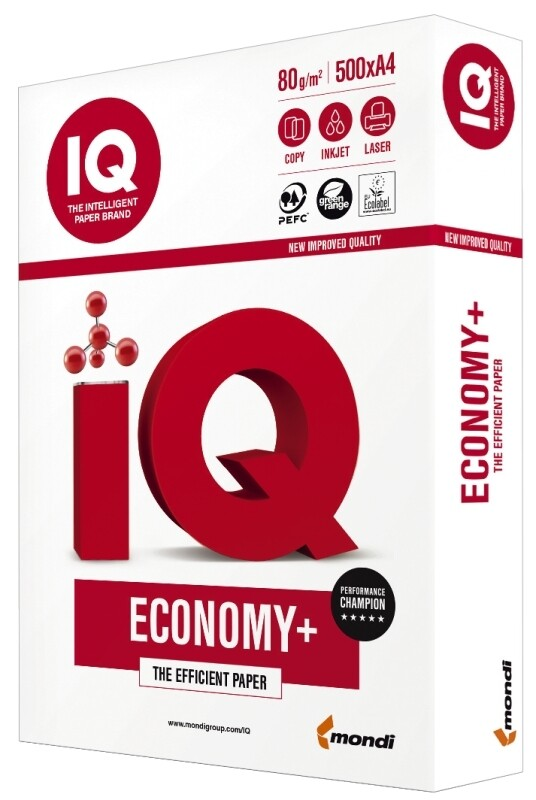 Kopierpapier Economy+ A3 80g.