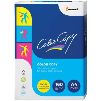Farblaser Kopierpapier A4  Color Copy A200g