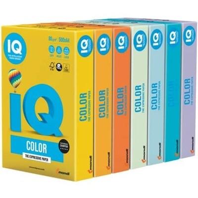 Kopierpapier A4 80g  IQ COLOR Pastellfarben
