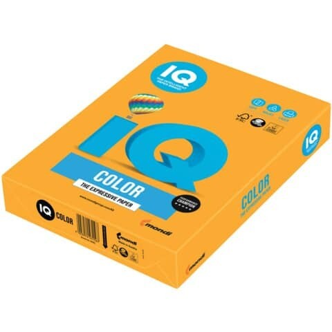 Kopierpapier A480g IQ COLOR Trendfarben