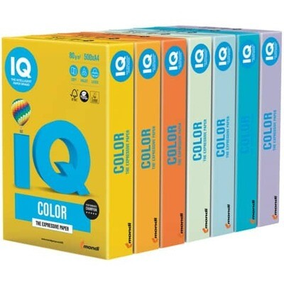 Kopierppaier A4 120g IQ COLOR