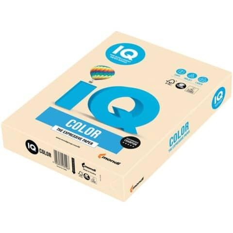 Kopierpapier A4 160g IQColor Pastellfarben