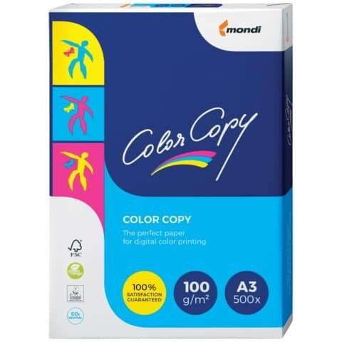 Farblaser Kopierppaier A3 100g  Color Copy
