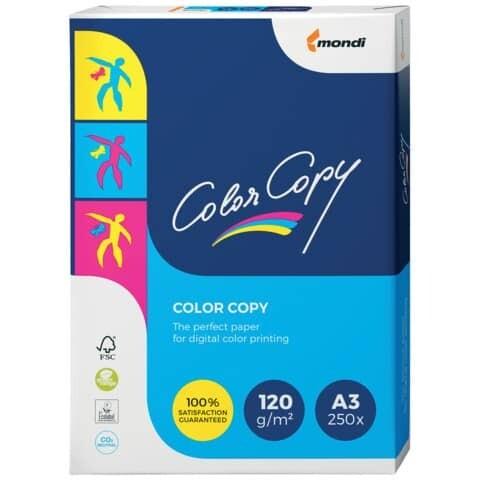 Farblaser Kopierpapier A3 120g Color Copy