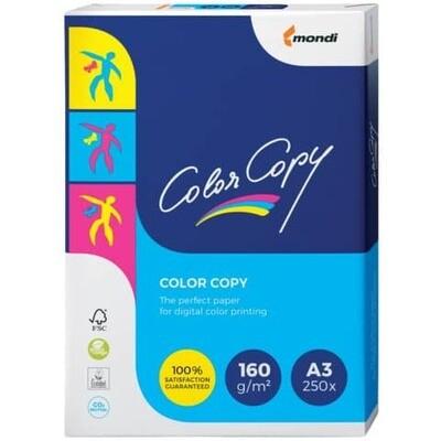 Farblaser Kopierpapier A3 160g Color Copy