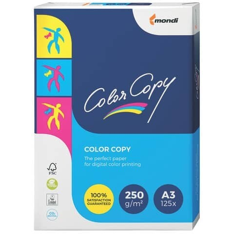 Farblaser Kopierpapier A3 250g Color Copy