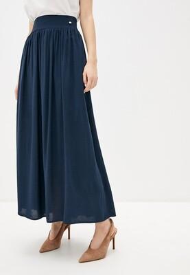Длинная юбка на кокетке
