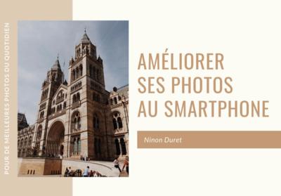 """E-book """"Améliorer ses photos au smartphone"""""""