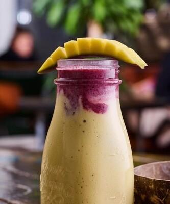 Mango-Berry Twist