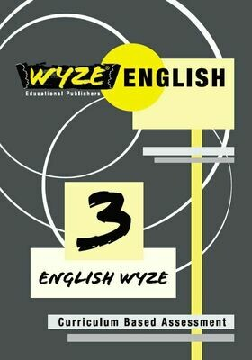 WYZE ENGLISH GRADE 3 WORKBOOK (Plus: Courier cost fixed @ R20,00)
