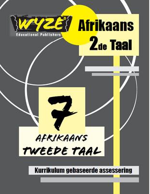 WYZE AFRIKAANS 2DE TAAL GRAAD 7 WERKBOEK (PLUS: Courier cost fixed @ R20)