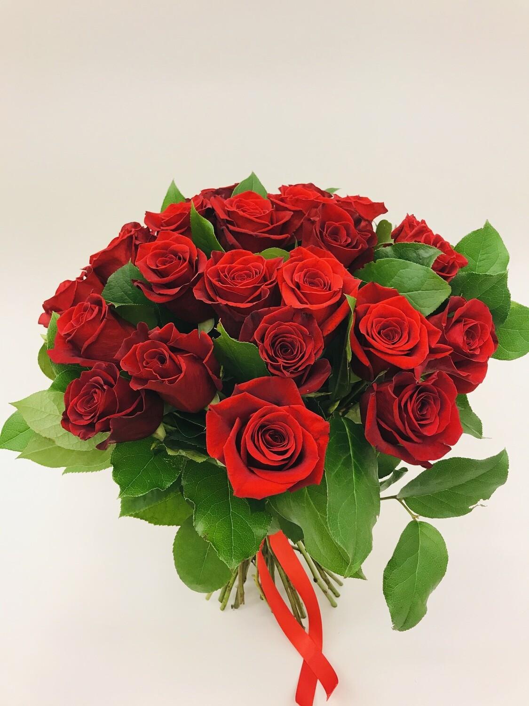 Роза красная  25 шт.