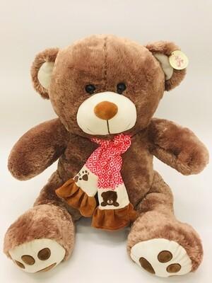 Медведь плюшевый большого размера