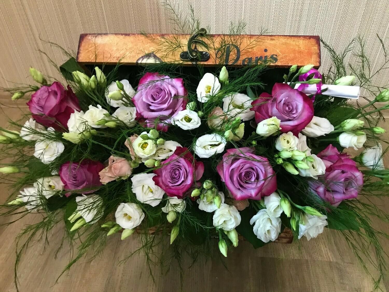 Цветы из Парижа