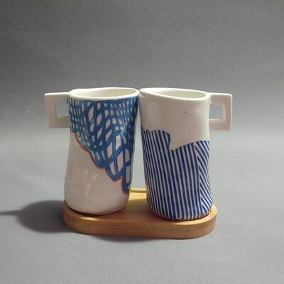 Duo de petites tasses