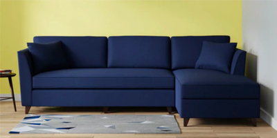 Pirates Sectional Sofa Set in Blue Color