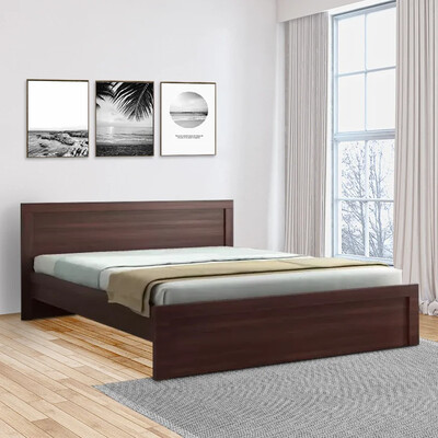 Bronze Bed in Brown Color