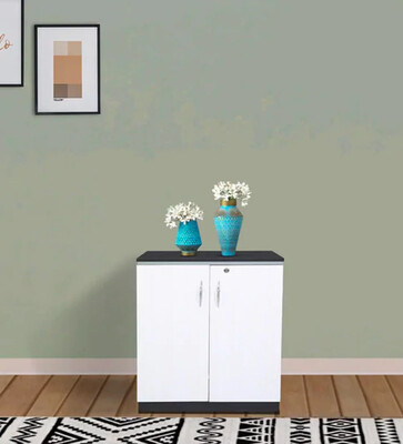 Moon Chest of Drawers in White Color