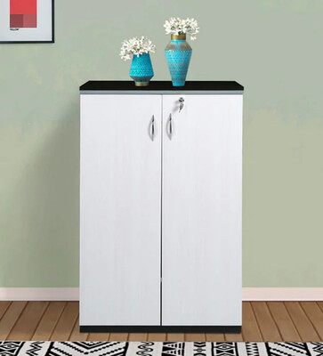 Amol Chest of Drawers in White Color