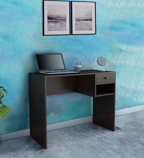 Classic Study Table with Drawer