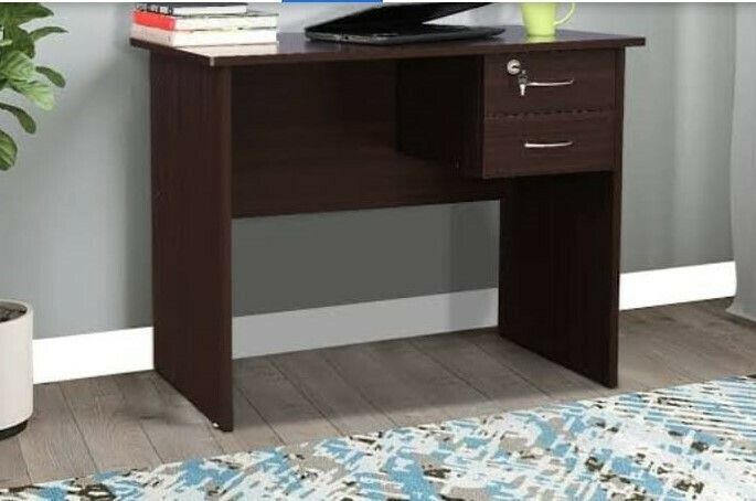 Elvin Study Table with Drawers