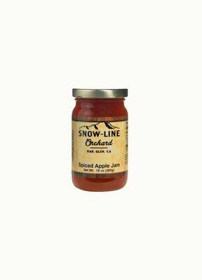 Spiced Apple Preserve