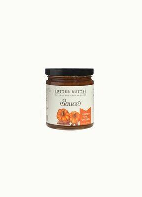 Pumpkin Spiced Caramel Sauce