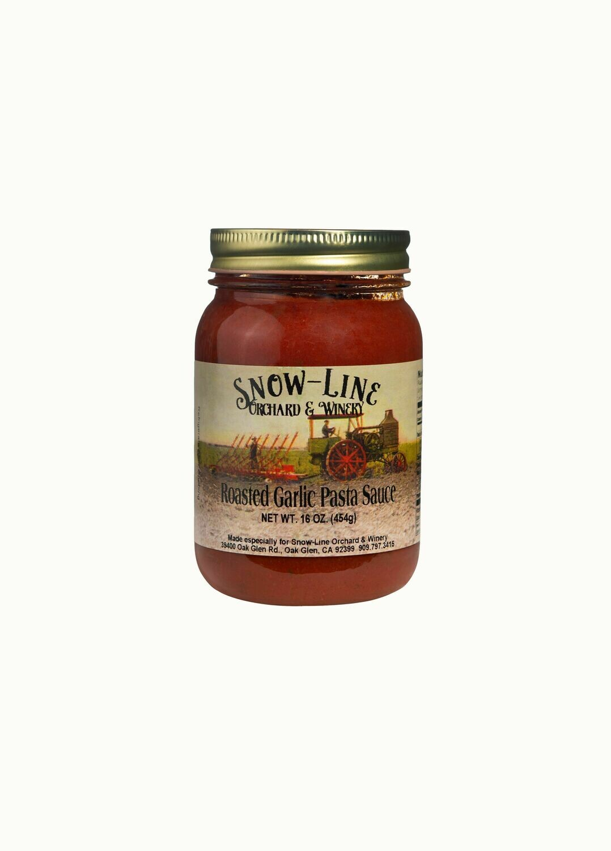 Roasted Garlic Pasta Sauce