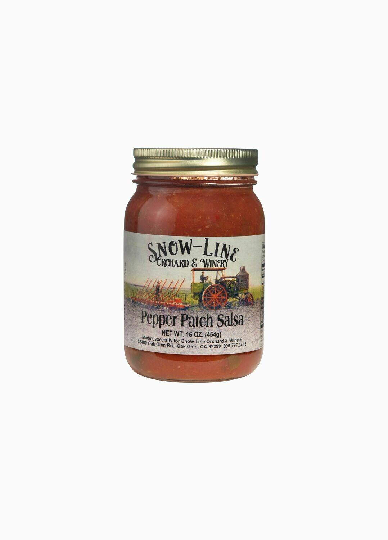 Pepper Patch Salsa